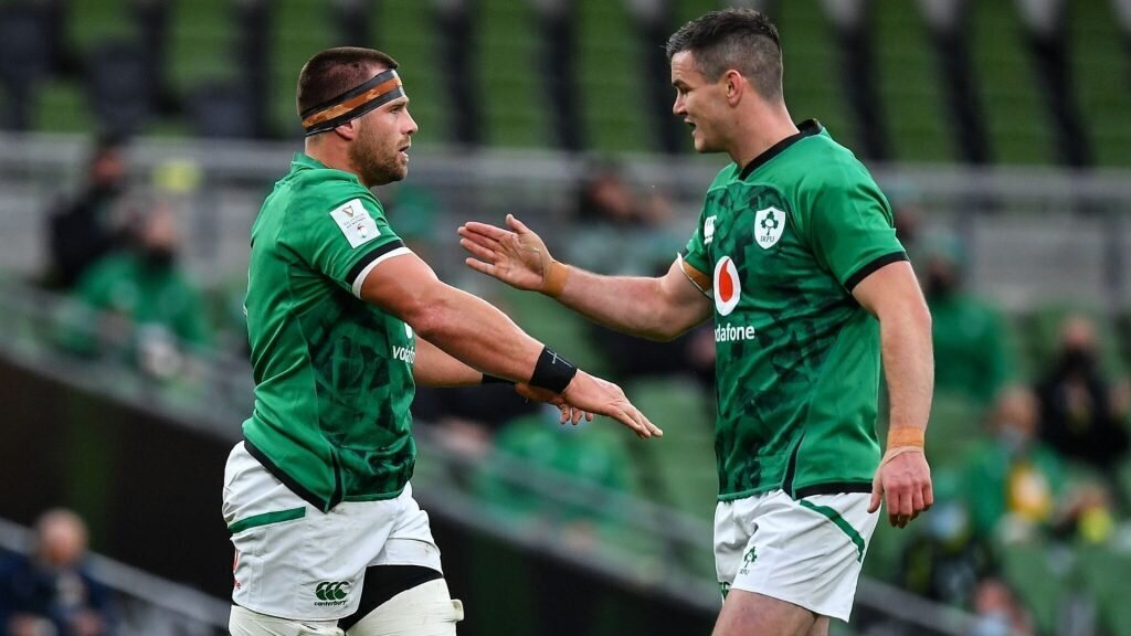 Sexton opens up on Stander's shock retirement