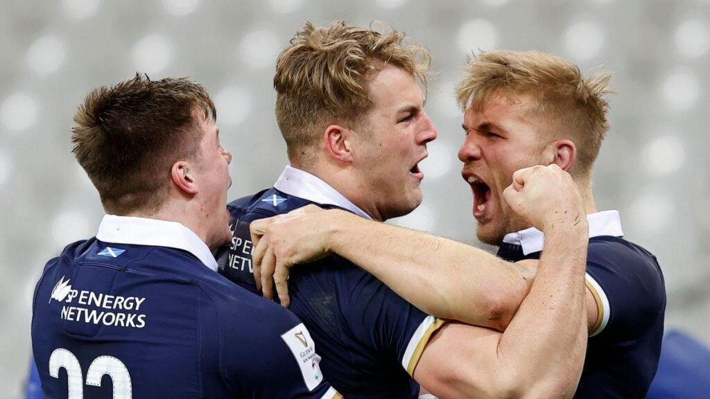 Player Ratings: Scotland's fighting spirit
