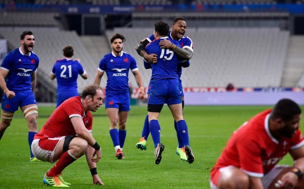 World Rankings: France and Ireland the big winners