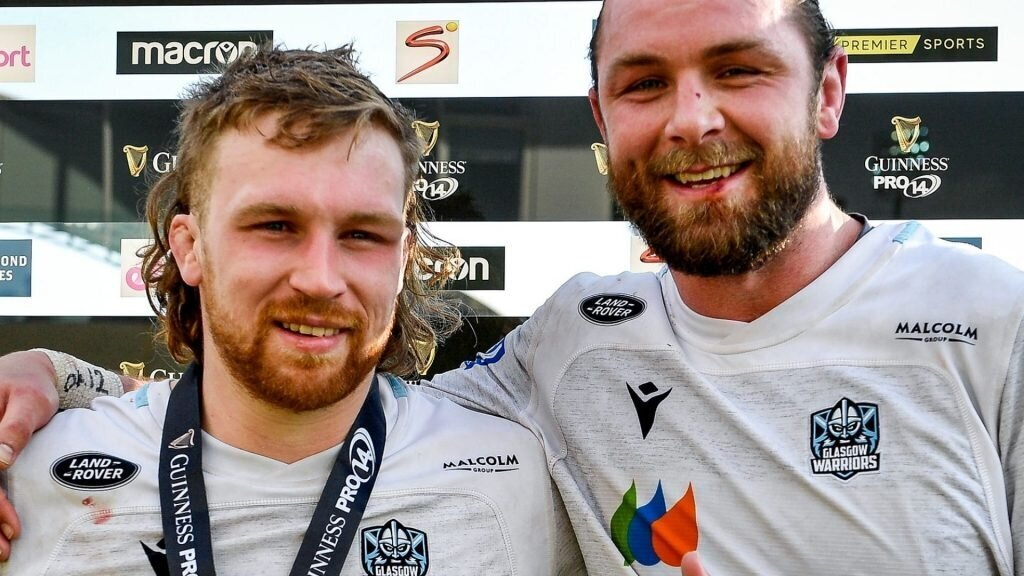 Glasgow move fourth with win over Zebre