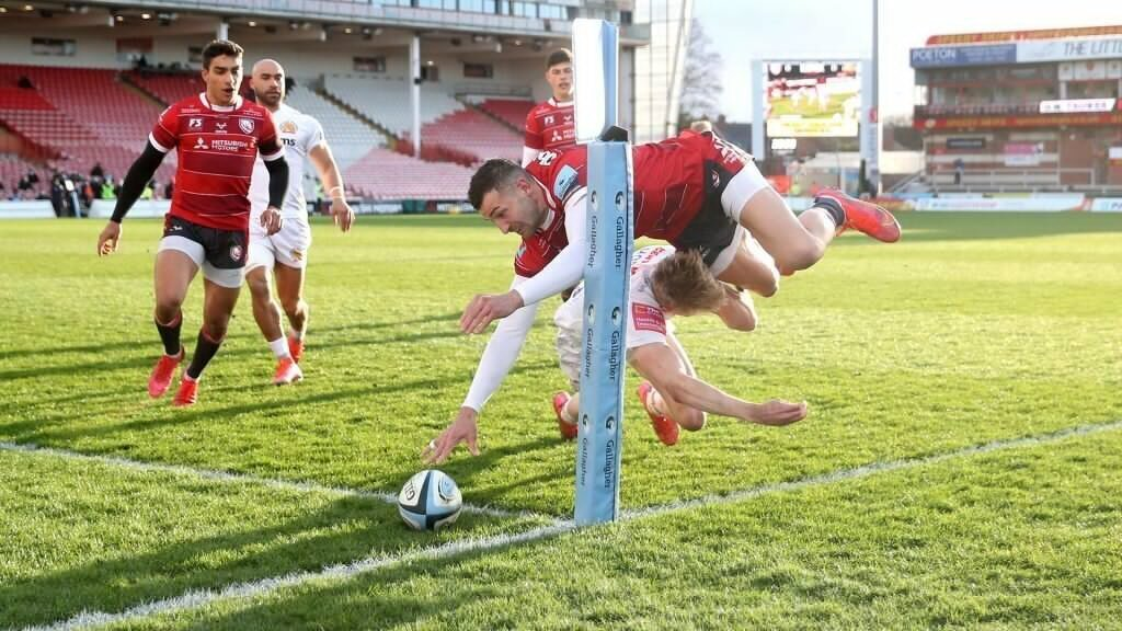 Gloucester upset defending champs