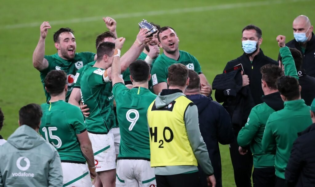 Ireland's victory over England a turning point?
