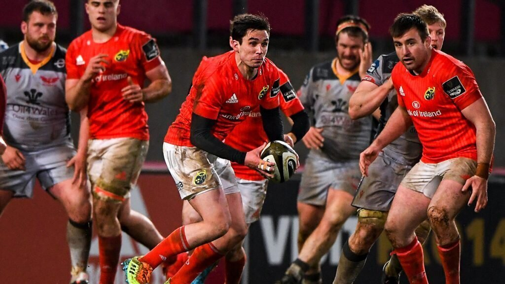 Carbery stars as Munster races further clear