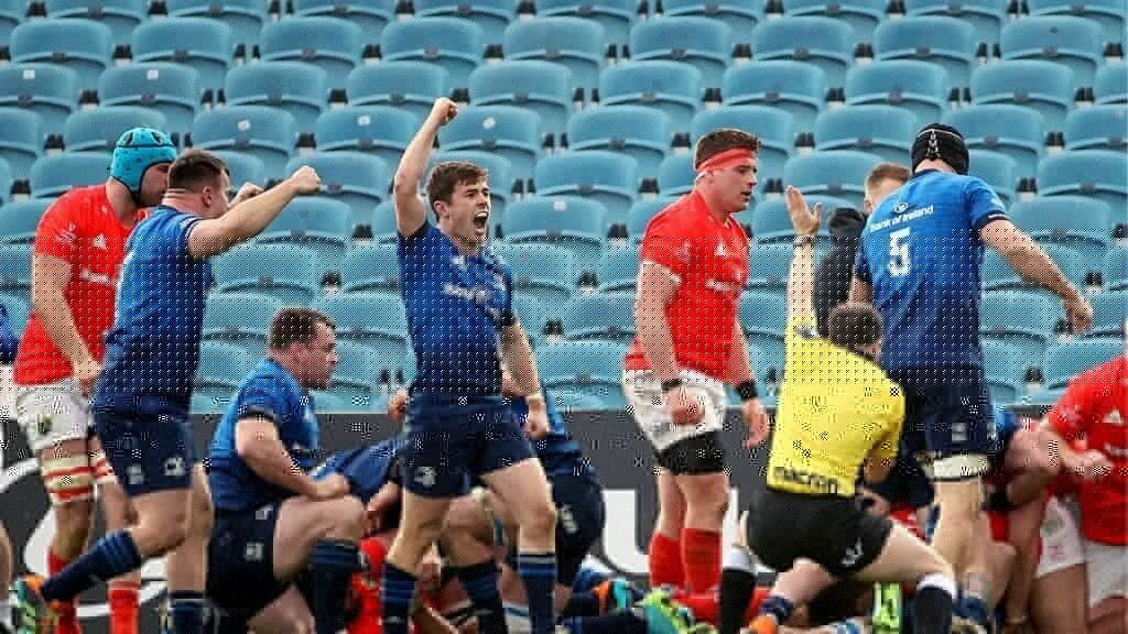 Leinster crowned Pro14 Champs...again