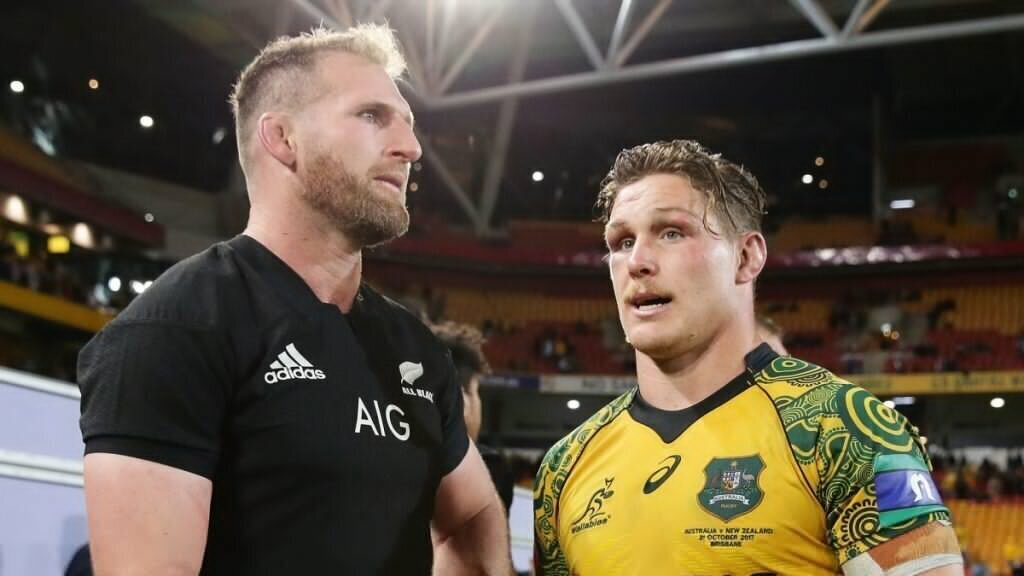 Wallaby skipper opens up on teammate Read