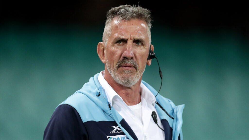 Super Rugby AU: Waratahs boss under increasing pressure