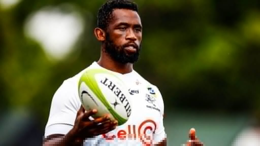 Sharks coach opens up on Kolisi's debut performance