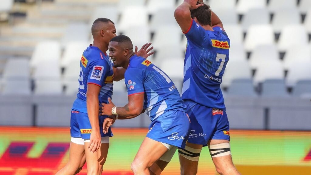 It's a 'pressure cooker' for Stormers players