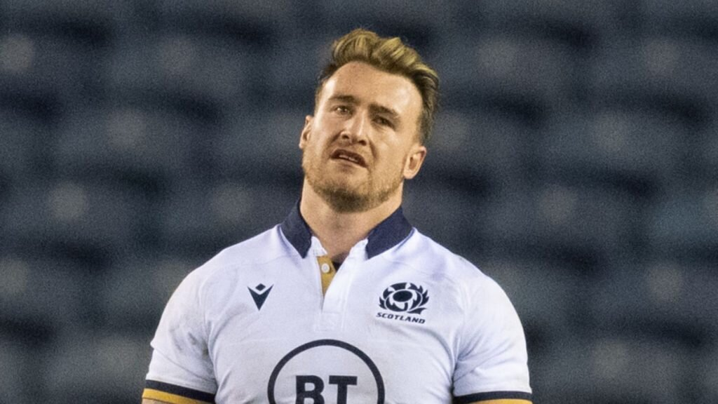 Scotland captain annoyed by France's Six Nations title talk