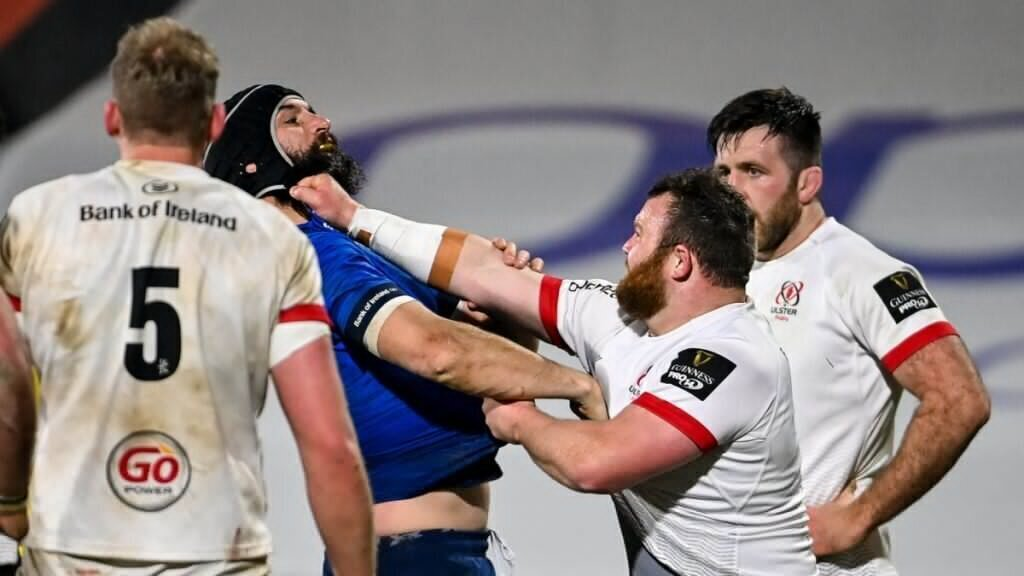 Leinster beat Ulster to book spot in Pro14 Final