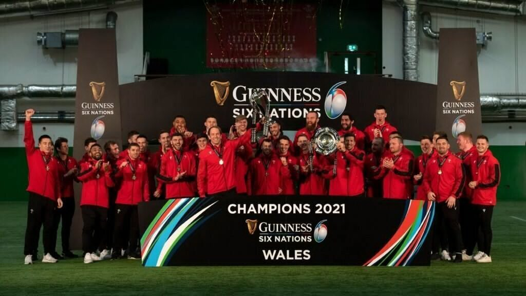 Wales 'not the finished product'