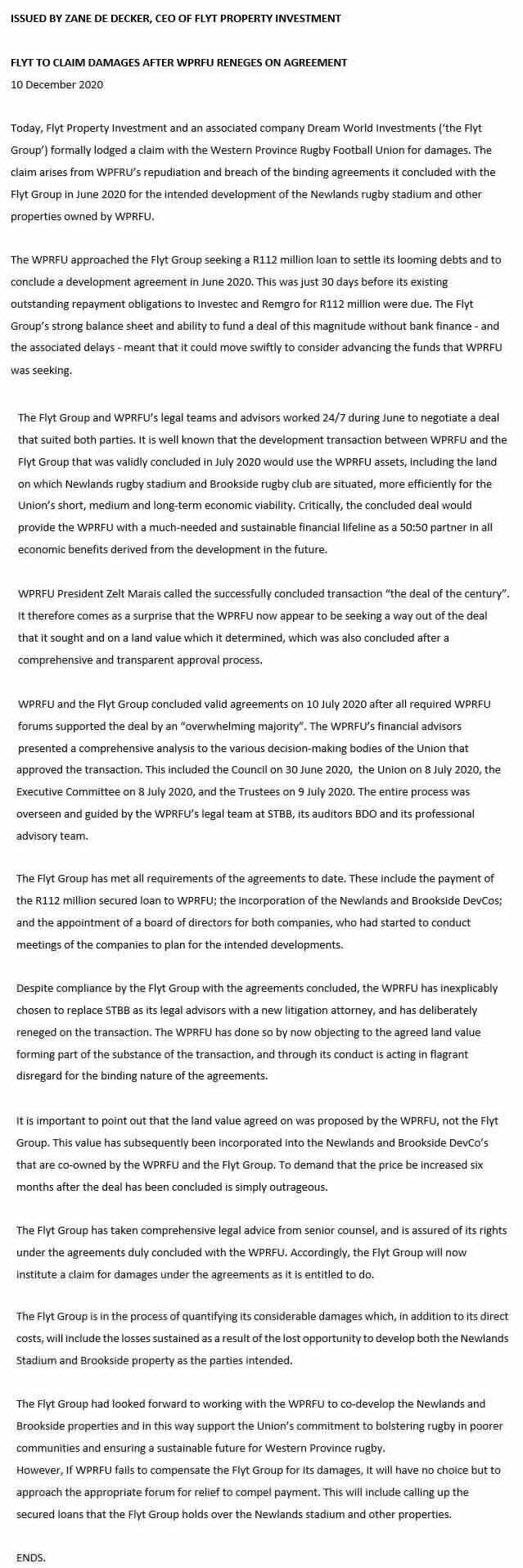 Zane-de-Decker-statement---10-December-2020