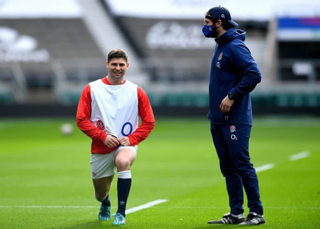 England looking for boost ahead of Ireland finale