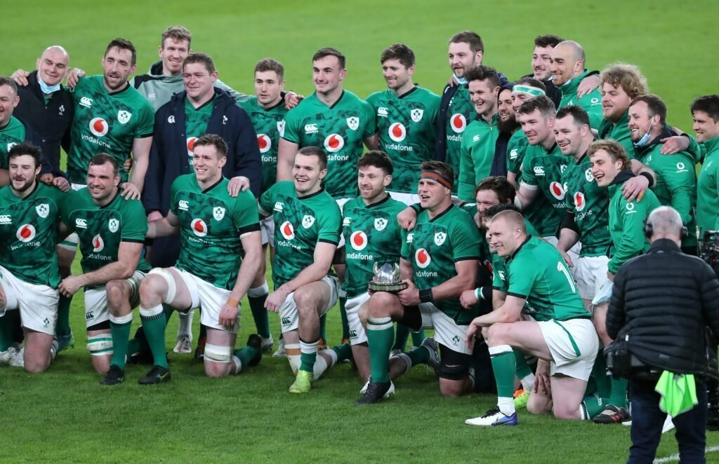 Player ratings: An Irish statement
