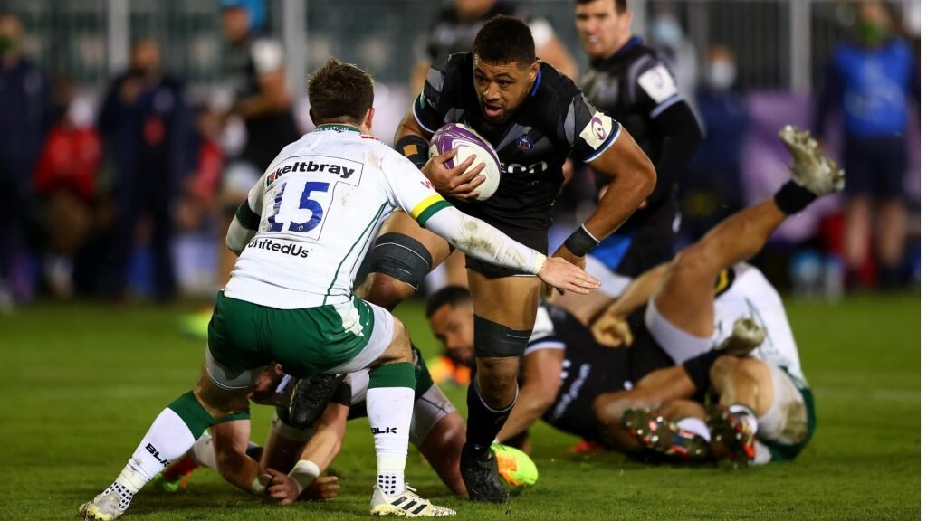 Bath breeze past London Irish for Semi-final spot