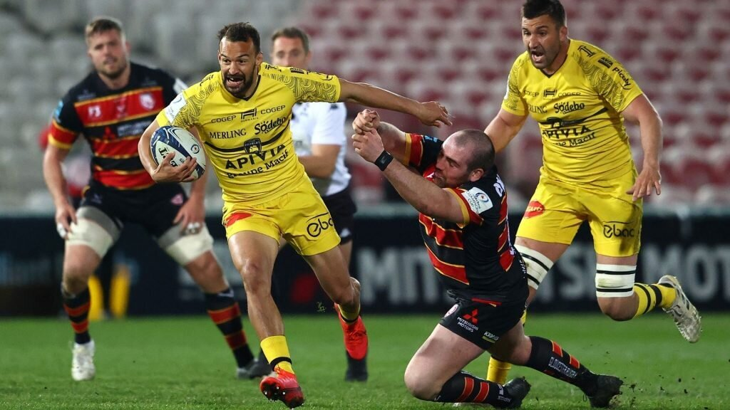 Leyds sets up La Rochelle's win over Gloucester