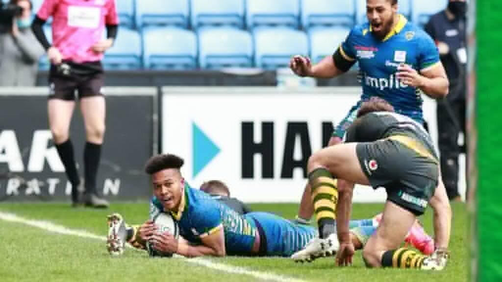 Clermont edge Wasps at the death in thriller
