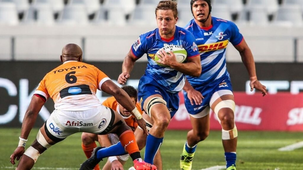 Young gun rises to the challenge after Kolisi's departure
