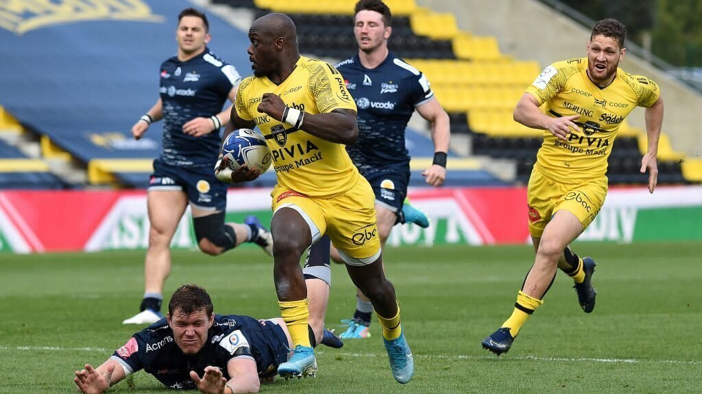 Bok wings run riot as La Rochelle cruise into semifinals