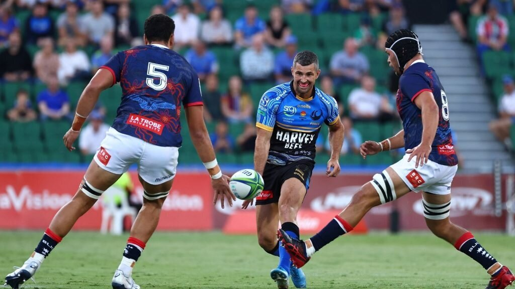 Western Force coach gives update on Ireland legend