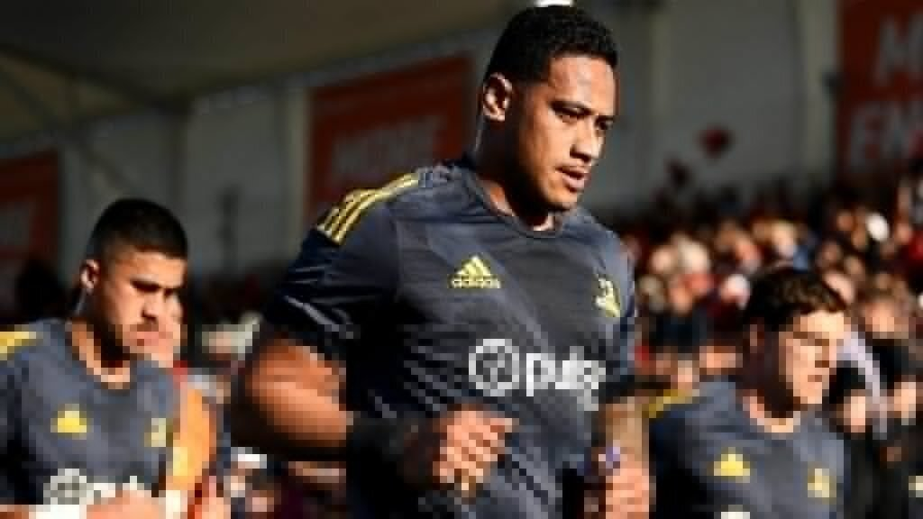 Highlanders extend another All Black contract