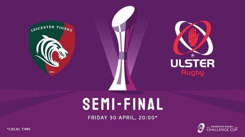 Tigers v Ulster