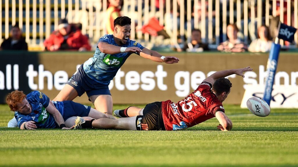 Crusaders show their class and blow Blues away
