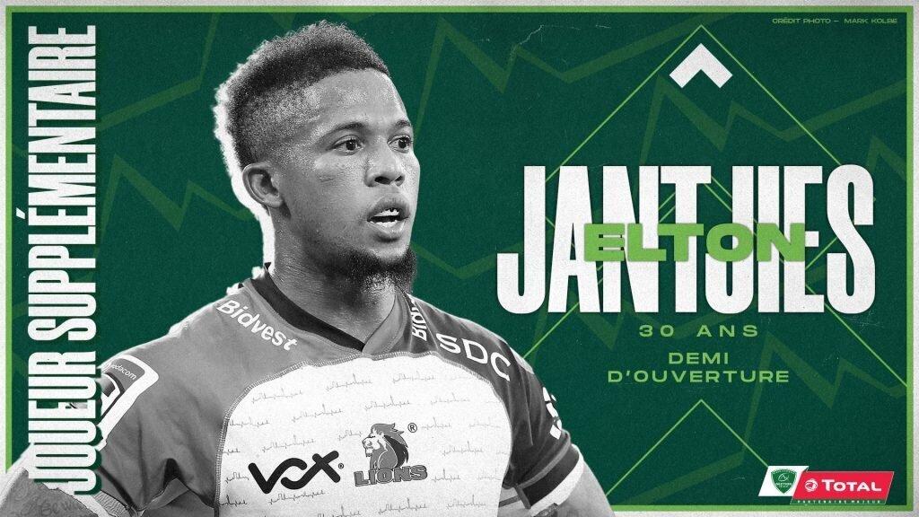 VIDEO: Jantjies ready to raise the bar at Pau