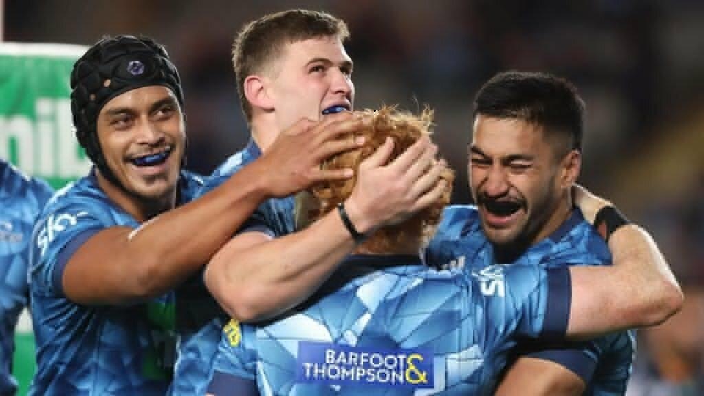 Trans-Tasman final 'its huge' for Blues and Highlanders