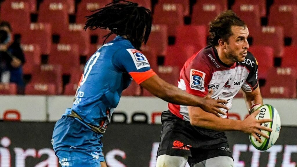 Odendaal takes centre stage for Lions against Stormers