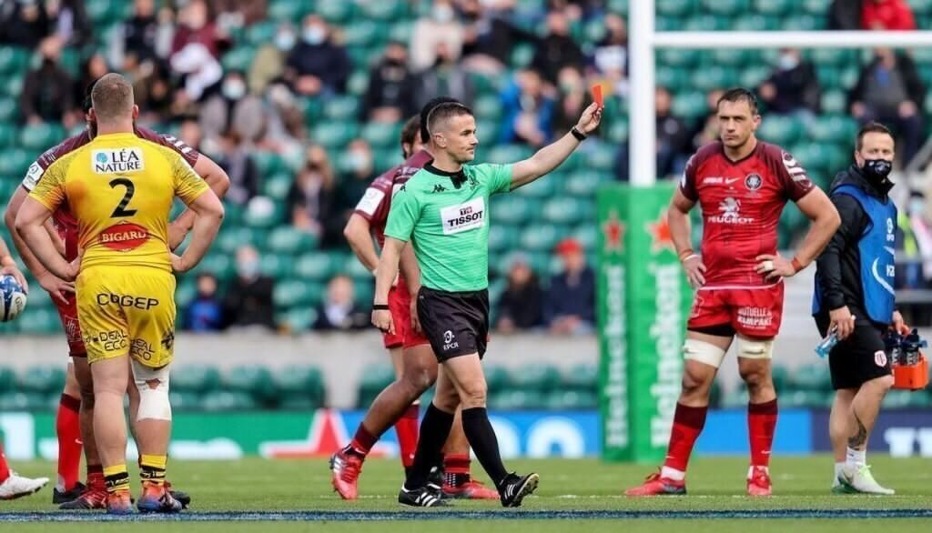 'Over-officious' refs spoiling the game