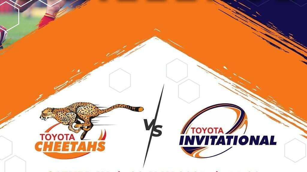 Cheetahs to face 'interesting mix' in Invitation XV