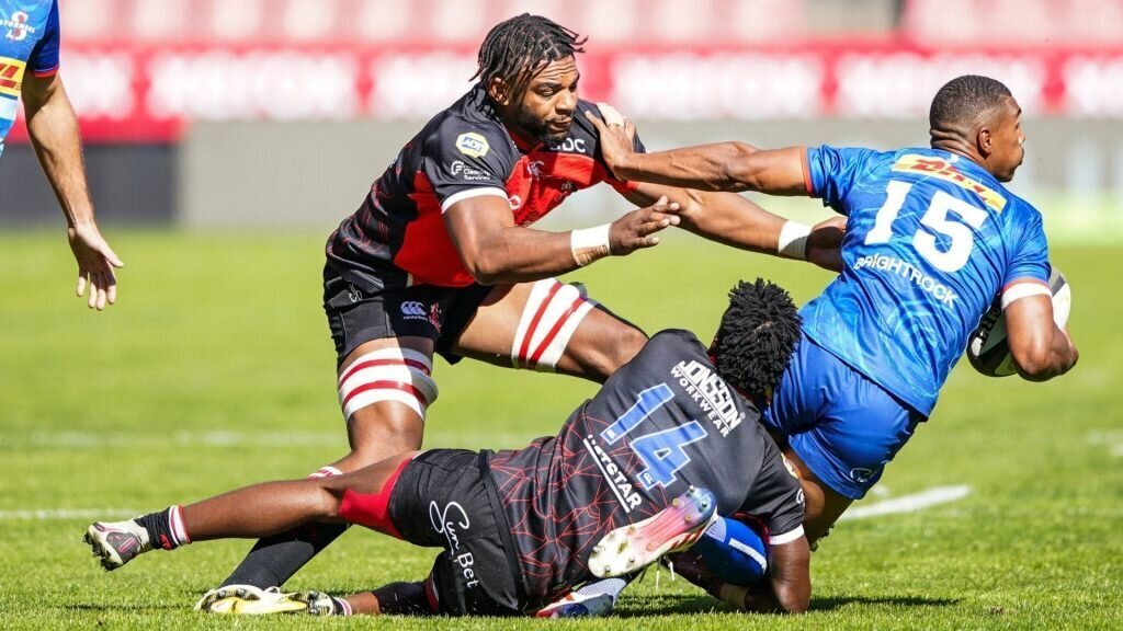Late penalty helps Stormers edge Lions in thriller