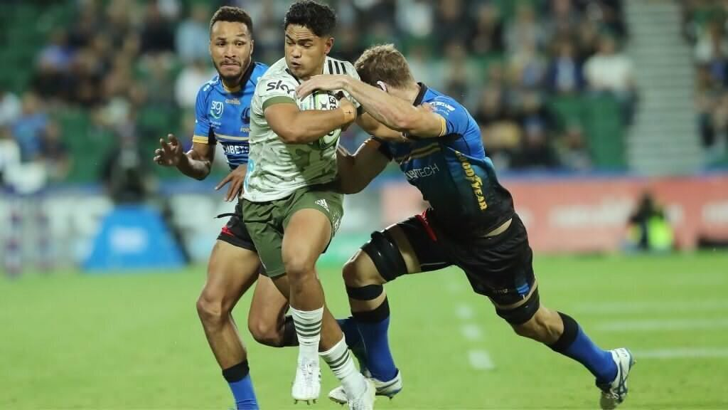 Highlanders too classy for ill-disciplined Force