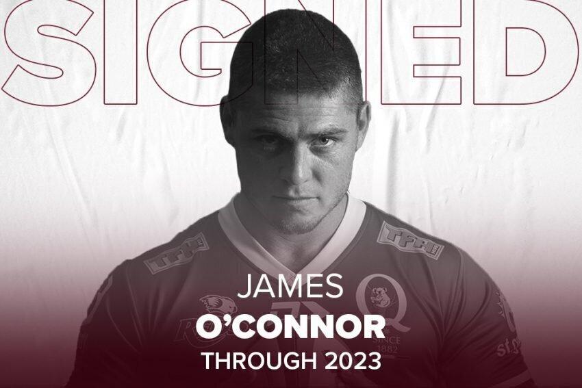 James O'Connor Reds