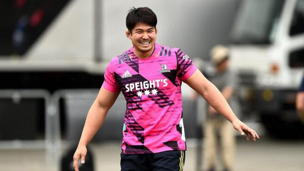 Highlanders bid farewell to Japanese star