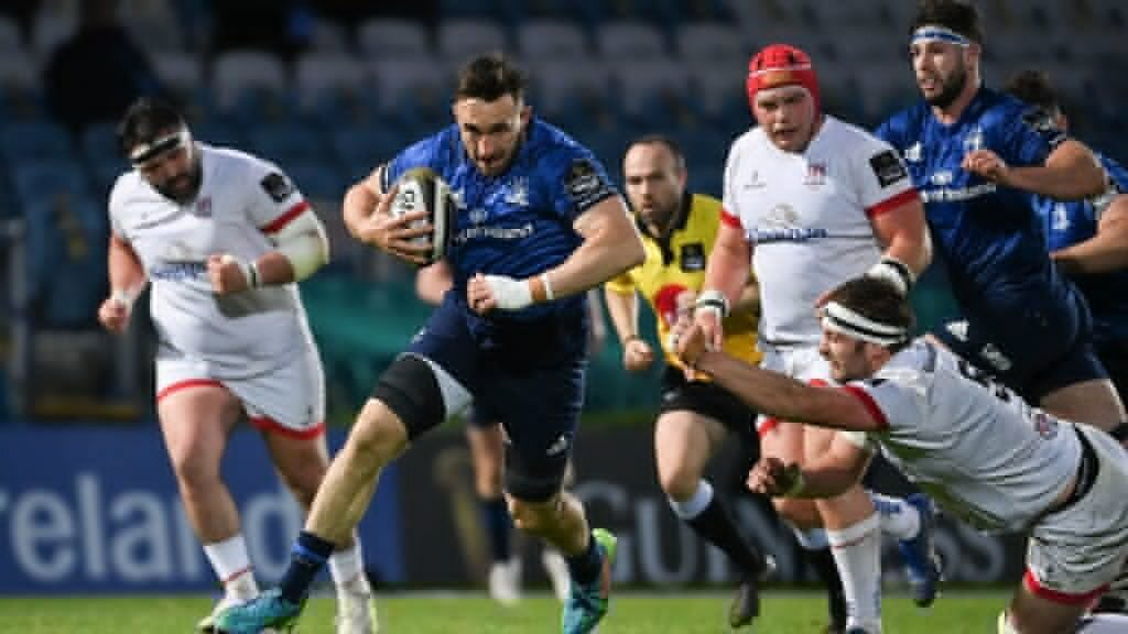 Pro14 champs Leinster survive Ulster scare