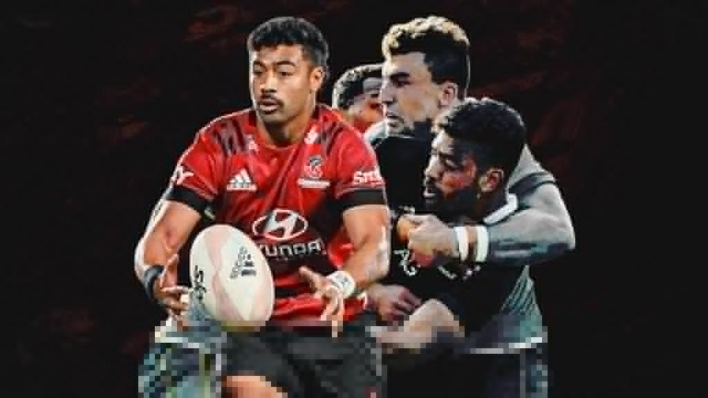 Which version of Richie Mo'unga will arrive at the All Blacks?