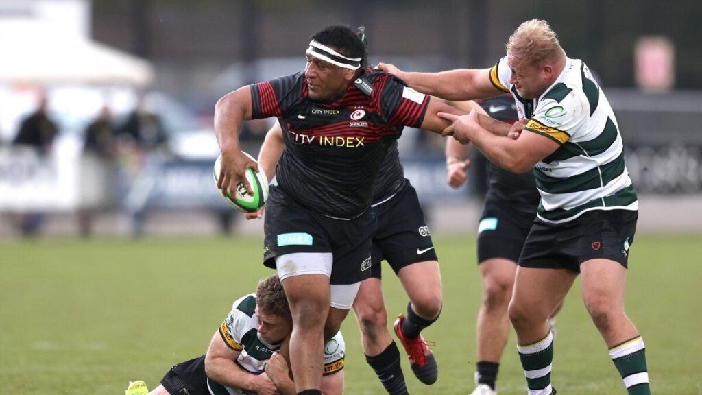 Saracens ready for another legal scrap