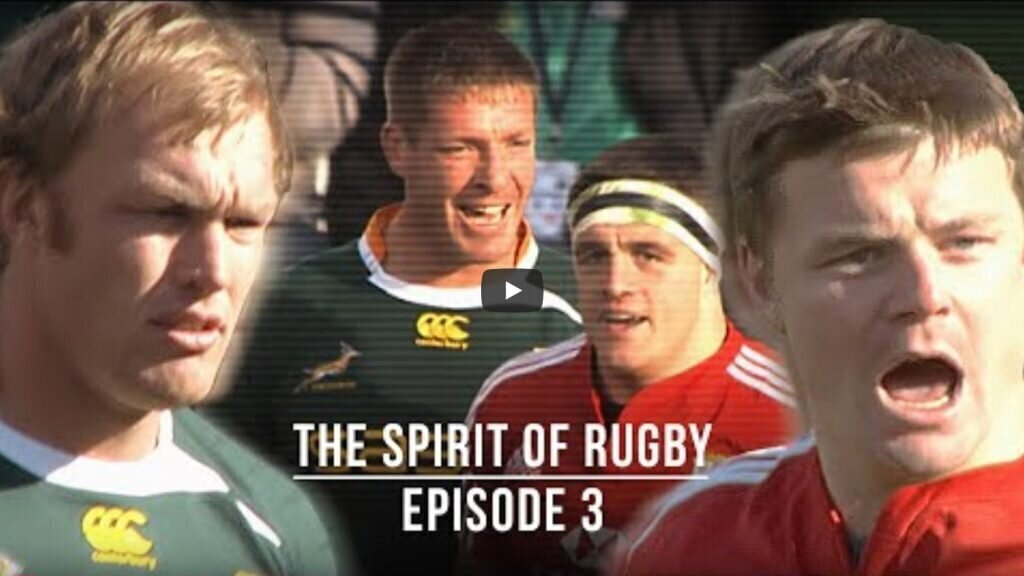 VIDEO: Why 2009 B&I Lions tour was so ferociously physical