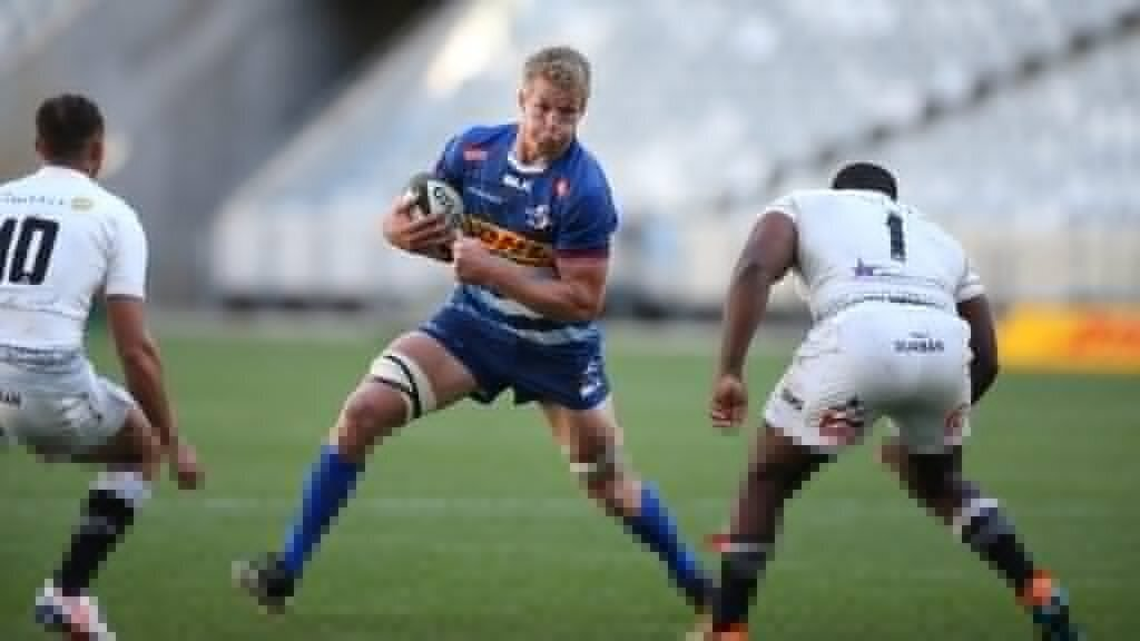 Hugo hat-trick ends Stormers' Cape Town run