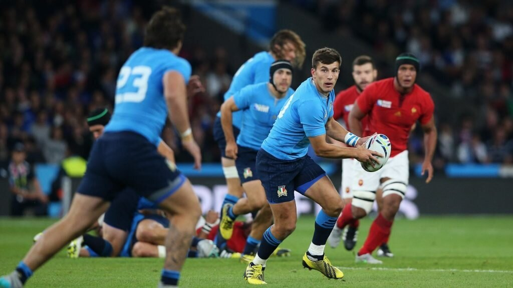 Italy star joins Harlequins