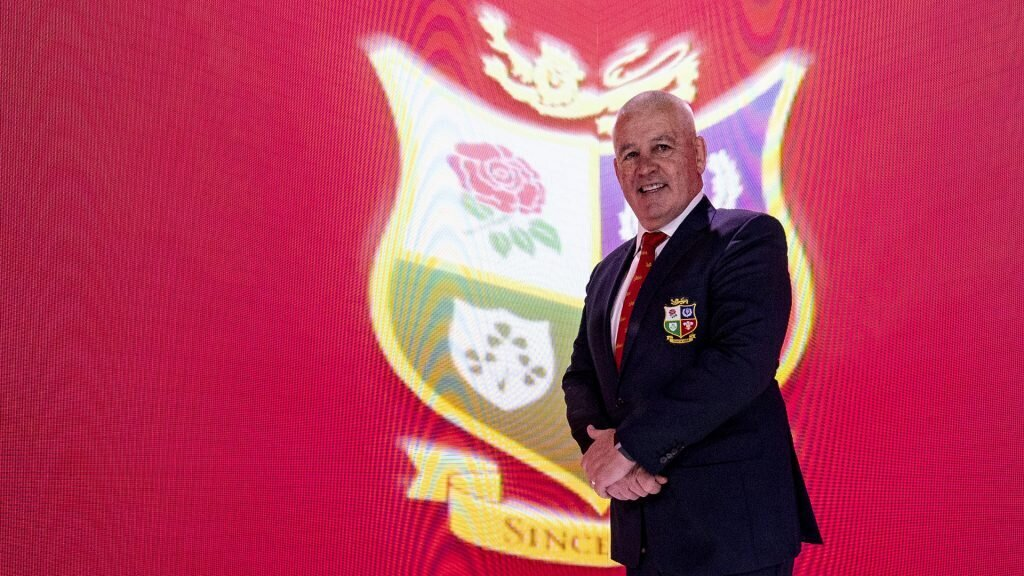 VIDEO: Gatland happy to keep Boks guessing