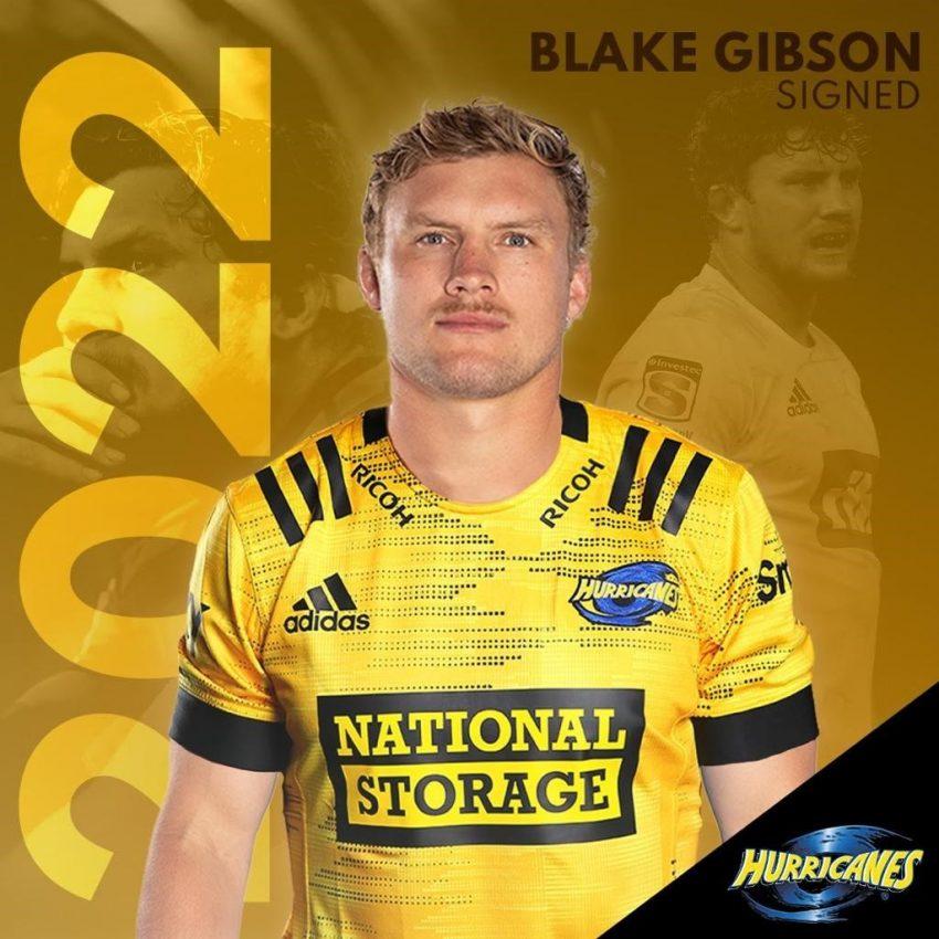 Blake Gibson Hurricanes