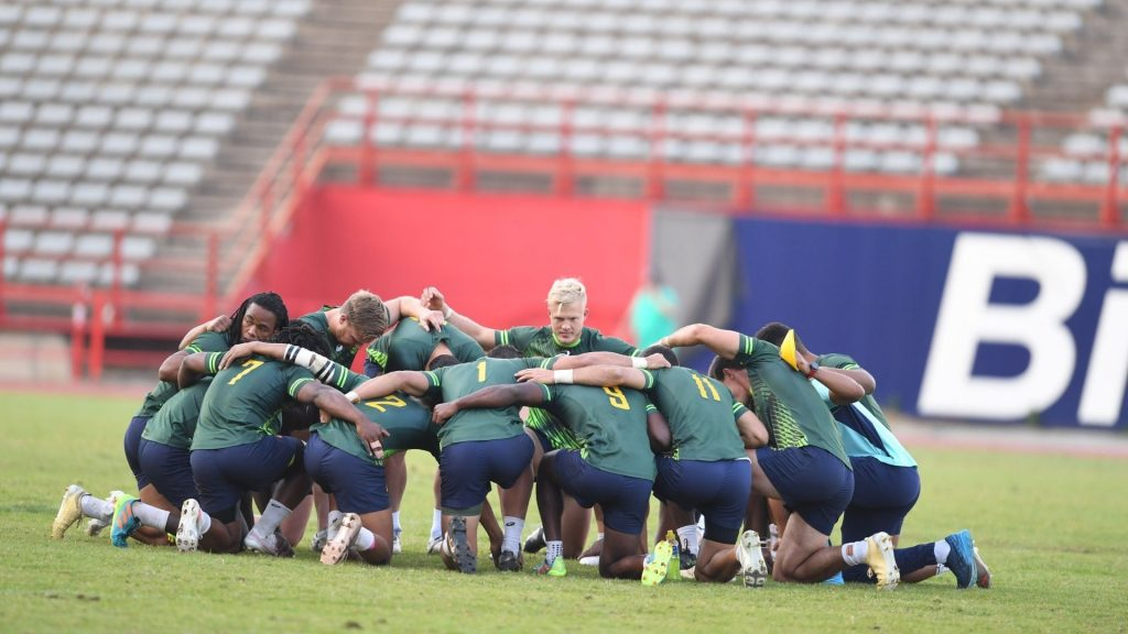 Olympic camp earns podium place for BlitzBoks coach