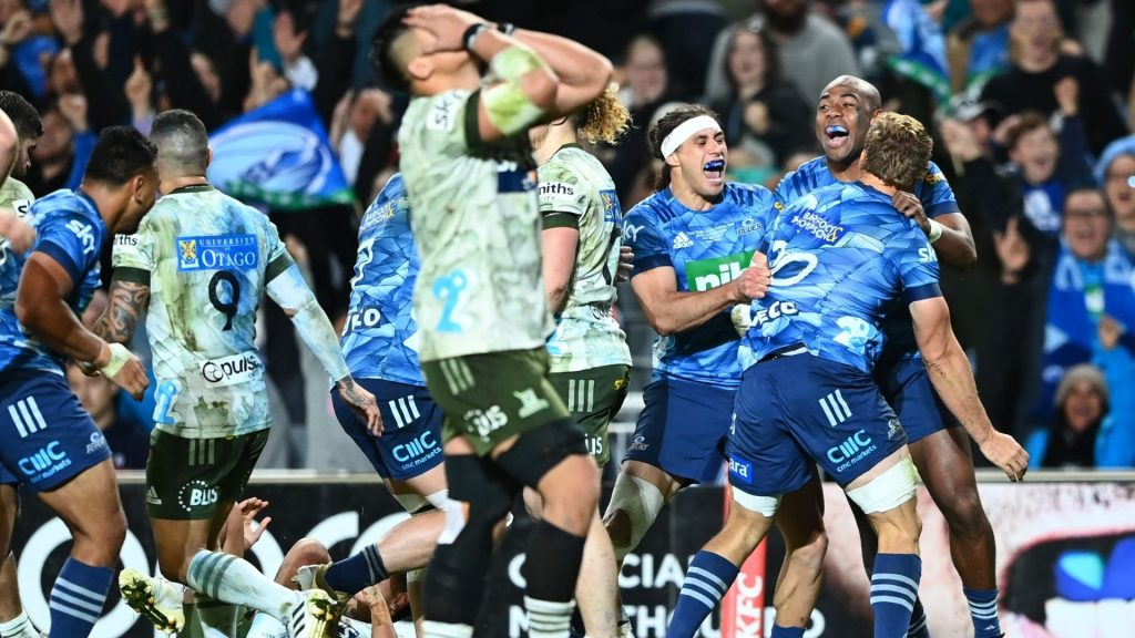 Blues crowned Trans-Tasman champions after thrilling Final