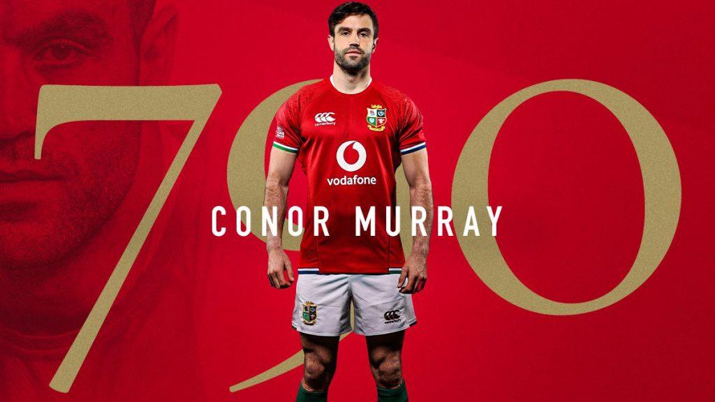 Murray finally leads the B&I Lions