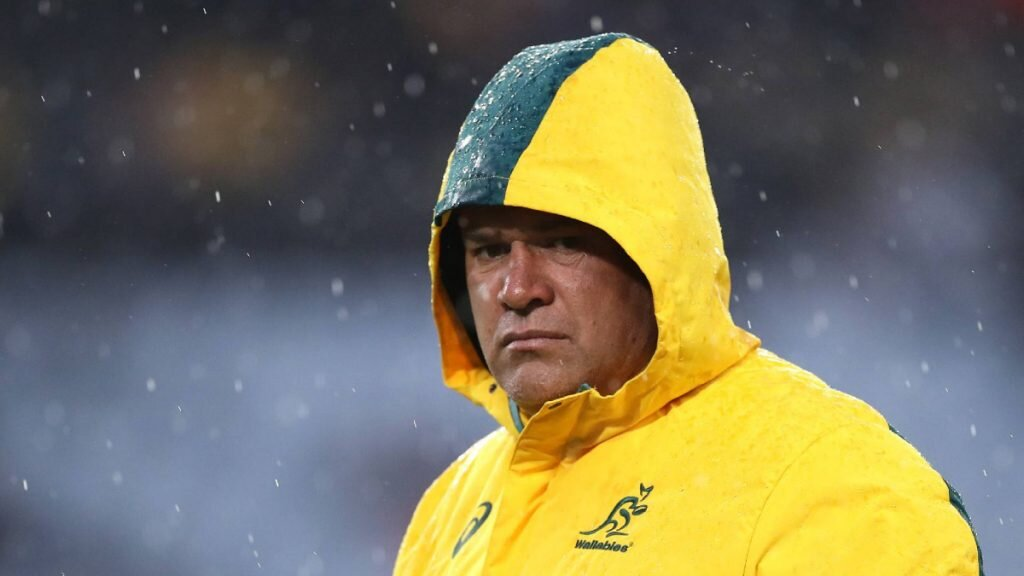 Reds star hands Wallabies boss 'food for thought'