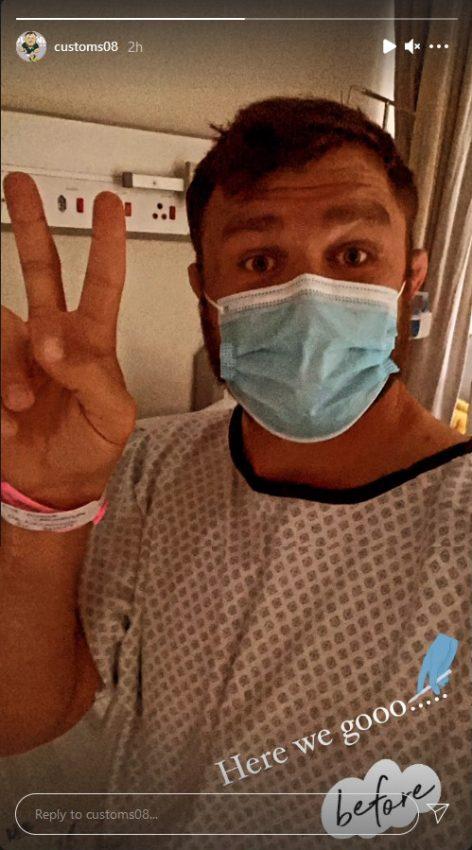 Duane-Vermeulen-pre-surgery