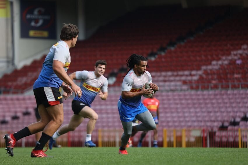 PICTURES: Some Speckmagic added to Stormers camp